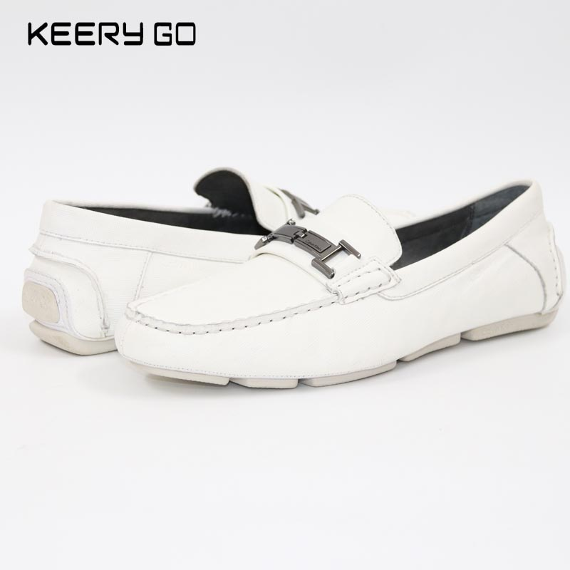 17 years of the new high-end head layer cowhide lightweight comfortable recreational leather shoes, fashion shoes single male worship the elder brother of the men and women athletic shoes head layer cowhide beef tendon counters authentic 6
