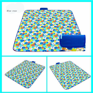 Image 5 - Kyncilor Picnic Cushion 600D Oxford Cloth Outdoor Picnic Waterproof and Moistureproof Spring Beach Cushion