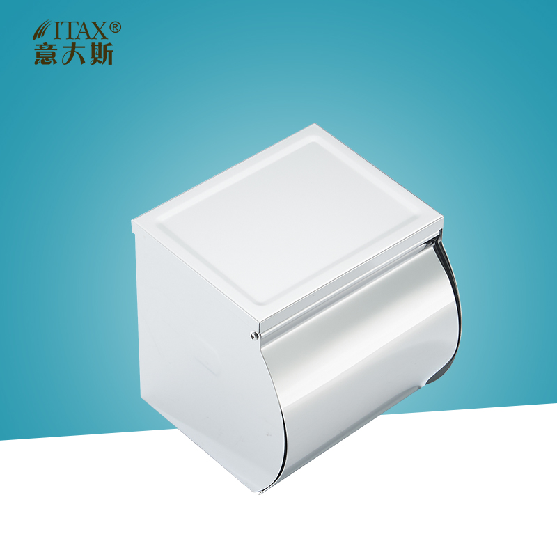 ITAS3335B Manual Holder Dispenser Paper Towel Rack Machine Cup Toilet Box Bathroom Wall Mounted Machine Kitchen