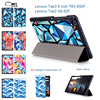 New Tab3 8 Protective Bag Flip PU Leather Case For 2016 Lenovo Tab 3 8 0