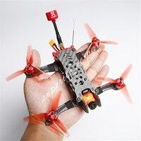 IFlight IH3 Fpv гонок и воздушной съемки БНФ Drone с мини F3 + 15A 4in1 ESC Flytower Ipower силы 1106 6000KV для DIY гонщик