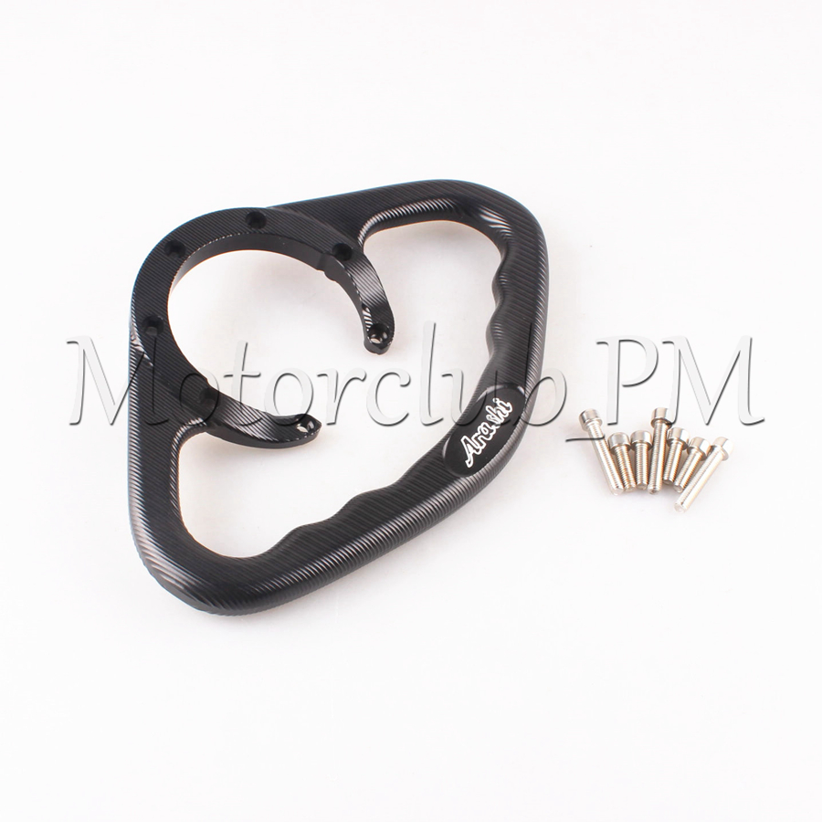 Passenger Tank Grab Bar Handle For Honda CBR600 F2 F3 F4 F4i 1991-2008 CBR900RR 95-99 CBR1000RR Black аксессуар катушка marsmd sniper для f2 f4