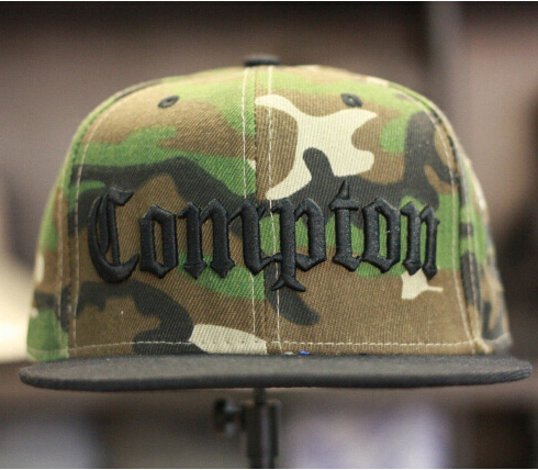цена на 2016 New Trend Fashion Casual Compton Cap Snapback Letters Embroidery Hats Camouflage Baseball Caps Bones Hip Hop Cap Men Women