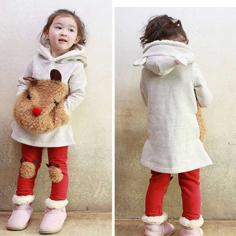 ФОТО Anlencool Free shipping  new girls clothing suit David baby clothing Girls Spring and Autumn Sweater baby girl baby clothing