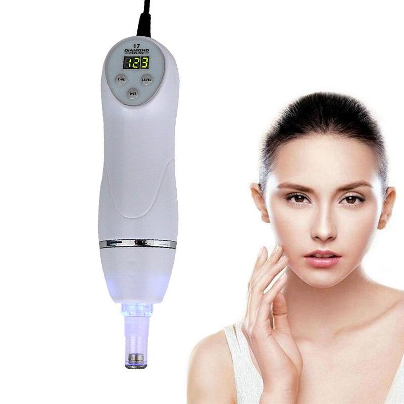 Aspirateur de pores et acné visage