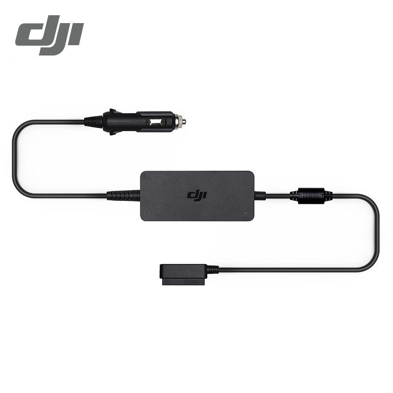 DJI Mavic Pro Intelligent Flight Battery Car Charger for DJI Mavic Pro accessories квадрокоптер dji mavic pro черный