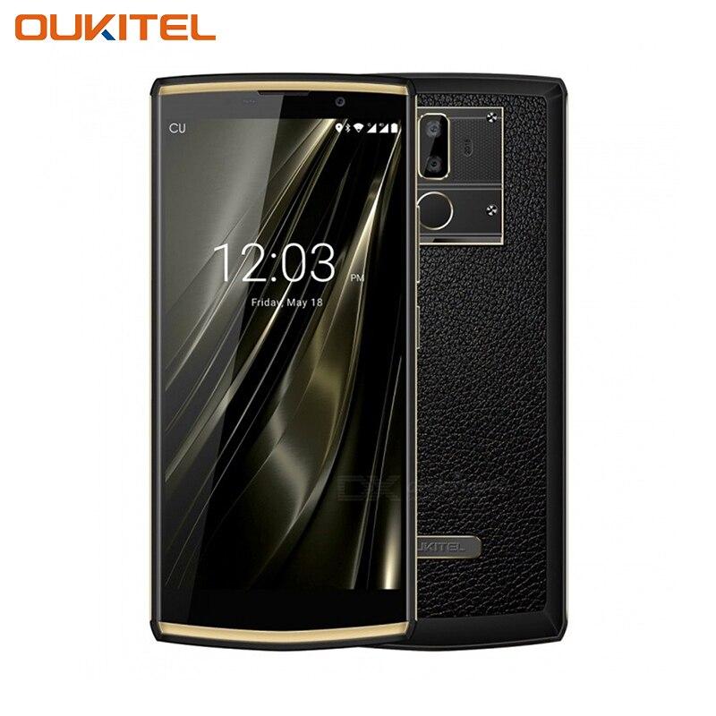 OUKITEL K7 Power 2G RAM 16G ROM Android 8.1 MT6750T Octa Core 6.0
