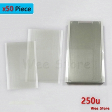 50 Piece For iPhone 5 5s 6 6s 7 8 Plus X XR Xs Max Touch Screen Glass Glue Sticker OCA Optical Clear Adhesive For LCD