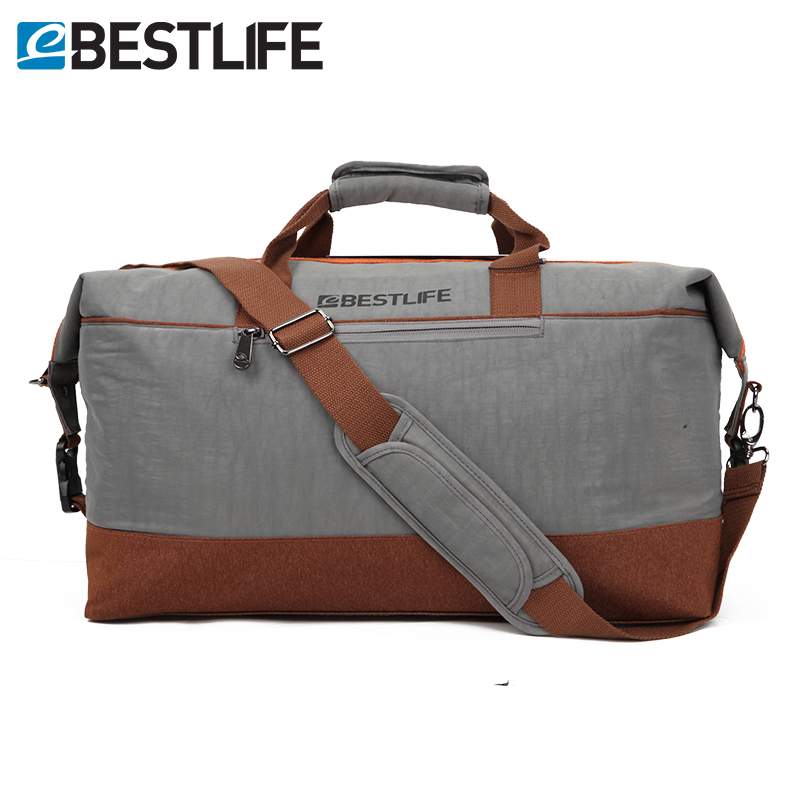 BESTLIFE Business Duffle Bag Large Capacity Storage Casual Kitbag Travel Luggage Bag Men Waterproof Portable Shoulder Bags