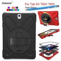 สำหรับSamsung Galaxy Tab S3 T820 T825 9.7