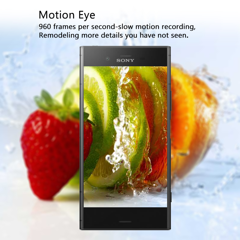 US $888 75  New Sony Xperia XZ1 G8342 64G ROM 4G RAM 19MP Octa Core NFC  2700mAh Dual Sim Android 7 1 Quick Charge 3 0 Cell Phone Motion eye-in
