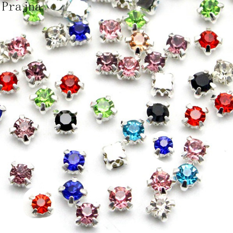 Swarovski Czech Rhinestone Jewellery 40 Mixed Large Medium colour GF REPAIR
