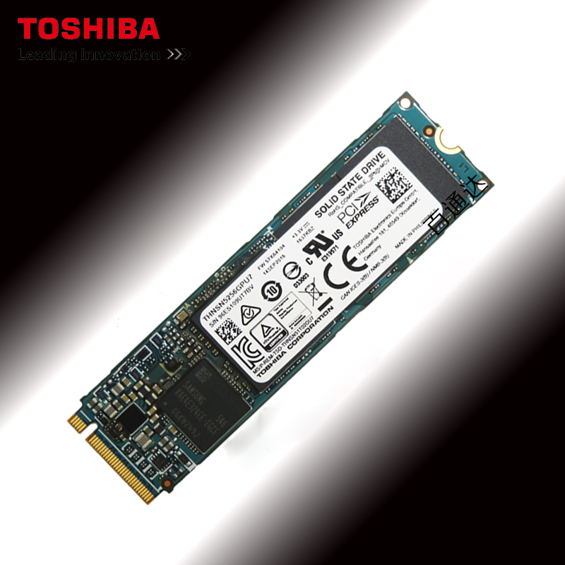 Toshiba Interne <font><b>Ssd</b></font> 256 gb 950 mb/s High Speed NVME XG3 256G PCI <font><b>MLC</b></font> Solid State Drive für Laptop desktop PC image