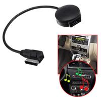 AMI MMI MDI Car Wireless Bluetooth Aux Adapter Cable USB for Audi A1 A2 Q6 Q7 Q8 Conecting for iPhone