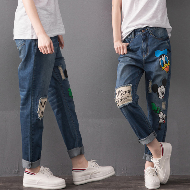 Online Get Cheap Cute Ripped Jeans -Aliexpress.com | Alibaba Group