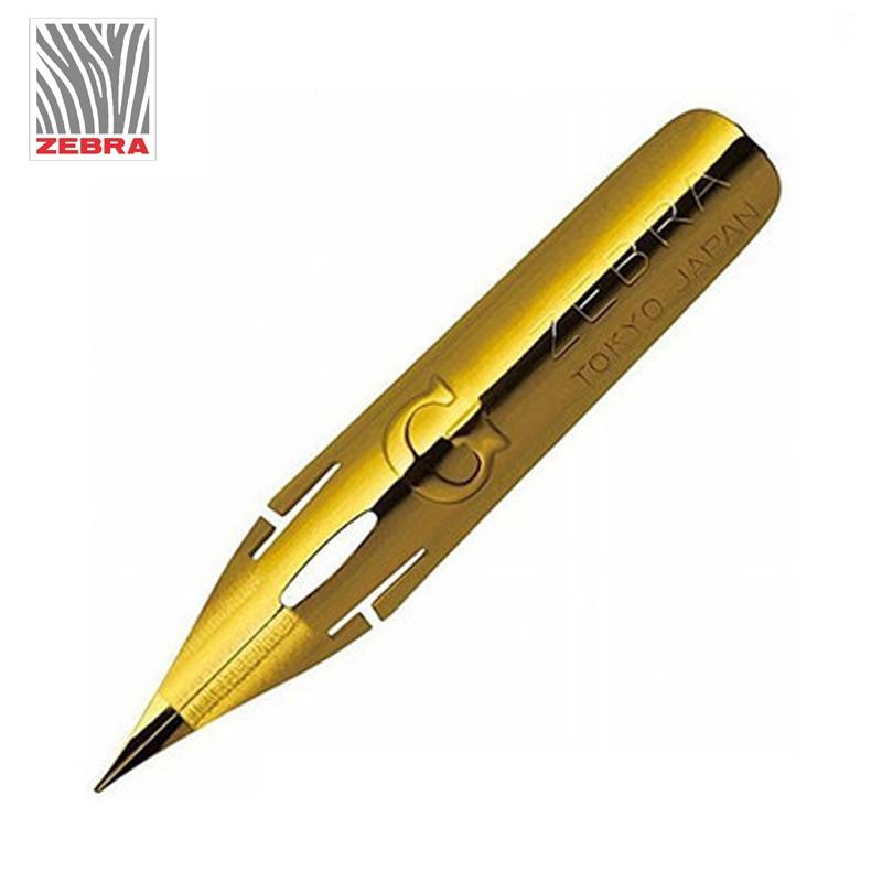 Zebra Titanium G Pen Nib Cartoons Dip Pen Nib Cartoon Tool Comic Hand-painted Nib tl084cn dip 14