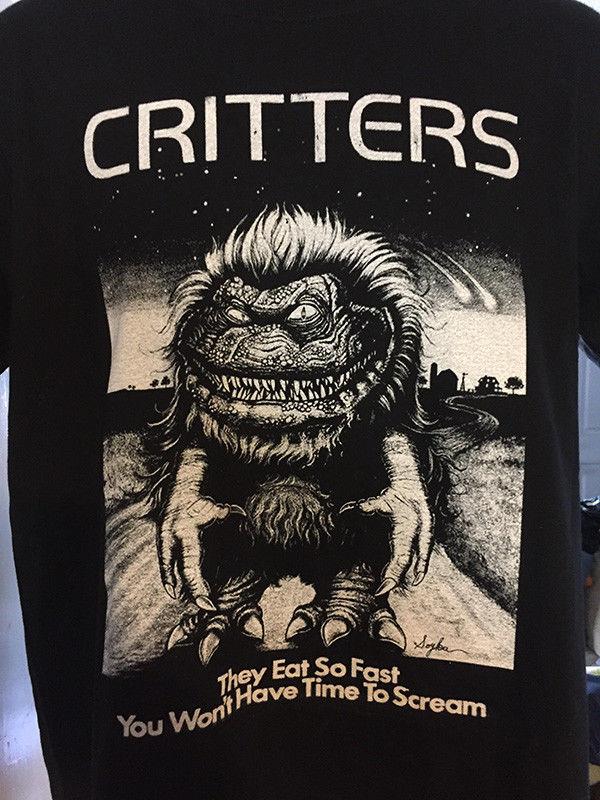 Critters Movie Tshirt