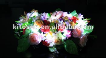 CR2032 Coin Battery operated  Micro LED vine lights Home Decor Mini led Branch Light Vase Floral Decor Mini LED Light