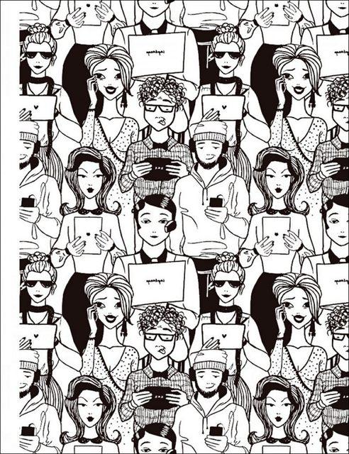 Tienda Online Caliente mi diario pintura edición moda libro para ...