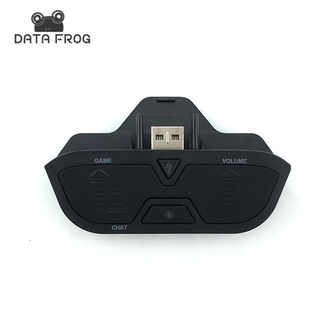 Original Headset Audio Adapter For Xbox One Wireless Controller Ear Force Headset Audio Controller Plus Turtle