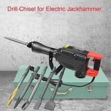 Домкрат перфоратор долото для электрического отбойного молотка бетонный отбойный молоток 95/65