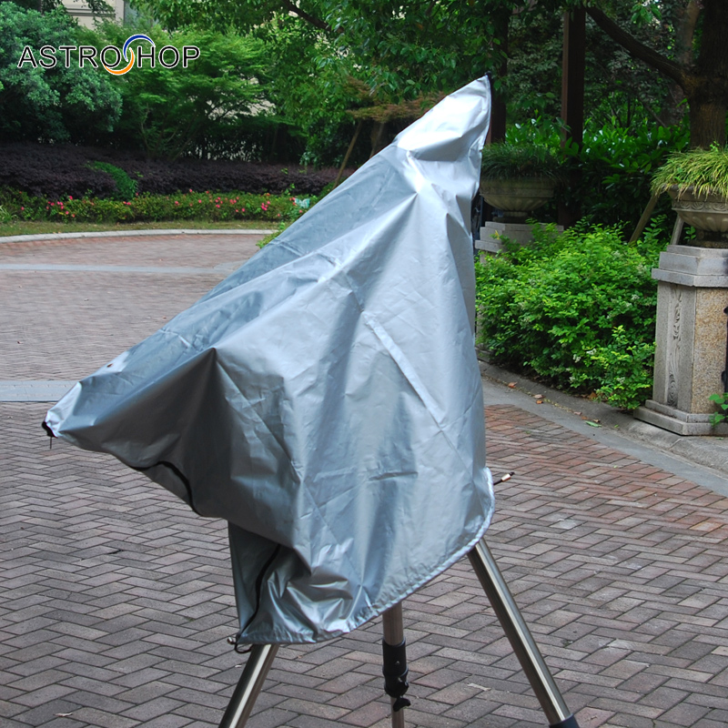 Cloak Dust Cover for Large Mounted Telescopes