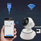 360 Degrees Webcam Wireless WIFI Antenna Panoramic 360-degree Fisheye Home Store Intelligence Ip Camera