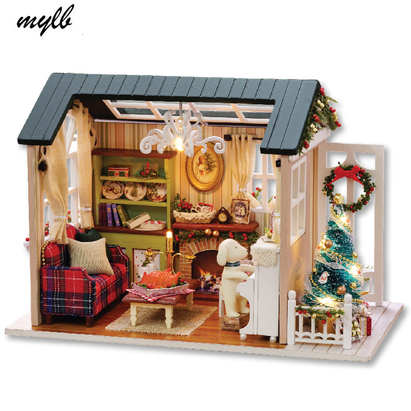 Online Buy Wholesale Holiday Dollhouse From China Holiday Dollhouse Wholesalers