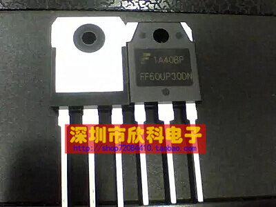 Free shipping 5pcs/lot FFA60UP30DN 60A 300V fast recovery diode TO-3P inverter welding machine dedicated new original free shipping 5pcs lot 40cpq100 schottky diode new original