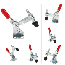 hand operated 20mm plunger stroke push pull toggle clamp 91kg 200 lbs 2 pcs 1pc 27kg 50kg 90kg Anti-Slip U Shape Toggle Clamp Holding Capacity Push Pull Toggle Clamp Vertical/Horizontal Type for Hand Tool