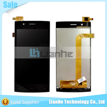 Test One By One For Fly Nimbus 1 Fly FS451 FS 451 LCD Display+Touch Screen Digitizer Assembly High Quality Black Color