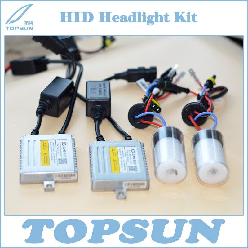 DLT X3 CANBUS HID Ballast 35 W et Cnlight ampoule en forme de boule de xénon H1 H3 H7 H8 H9 H10 H11 9005 9006 880 881 livraison gratuite