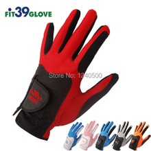 Left right fit hand gloves pcs golf shipping free new
