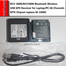 Holux RCV-3000/RCV3000 Bluetooth Wireless USB GPS Receiver/Data Logger for Laptop/PC  Chipset replace M-1000C free shipping