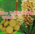 1000 pcs shell-quebrado do Pólen de Pinheiro Pó tablet 500 mg/tablet frete grátis