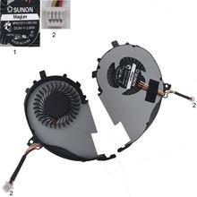 Новый охлаждающий вентилятор для ноутбука замены процессора