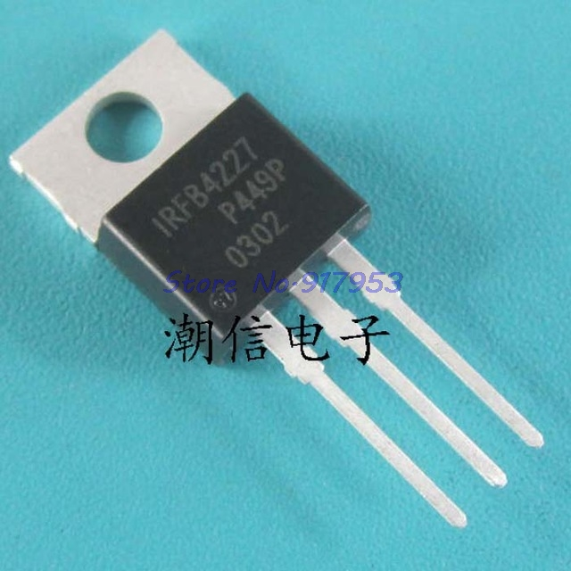20pcs/lot IRFB4227PBF IRFB4227 FB4227 TO-220 Good Quality New Original Free Shipping In Stock