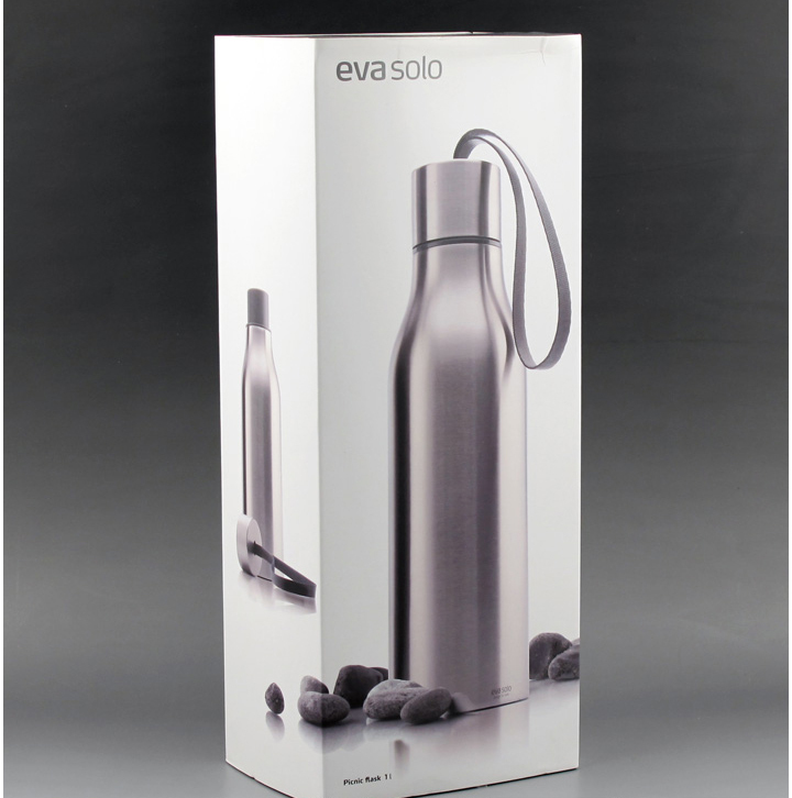 Enormt Denmark Eva Solo stainless steel water bottle for outdoor sports AQ-54