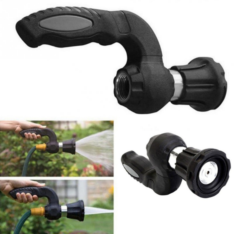 2018 New Mighty Blaster Hose Nozzle Lawn Garden Super Powerful Home Original Car Washing ...