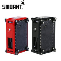 Original 120W Smoant RABOX Mini MOD with Built in 3300mAh Battery & Intelligent Voltage Adjustment & Waterproof Design E cig Mod