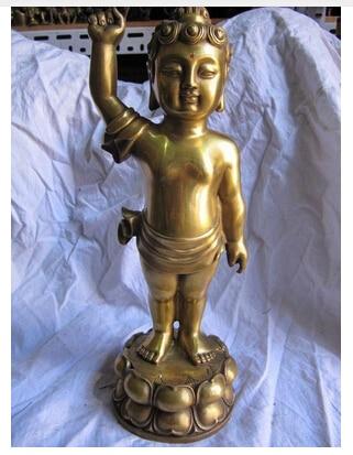ピューロチベットbudismo estatuaデbuda釈迦牟尼クラフト卸売工場真鍮芸術