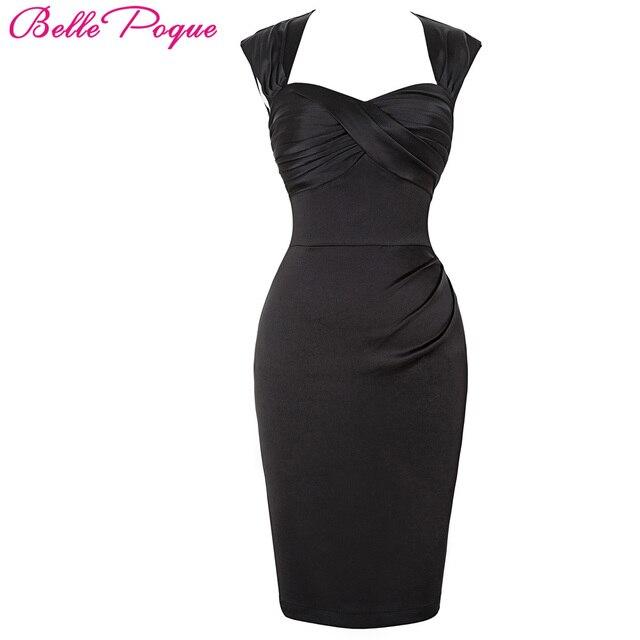 6d17f0e6710 Ladies Office Dress Work Wear Elegant Sleeveless satin Women Summer Dress  2018 Casual Vestidos Black Sexy Woman OL Pencil Dress