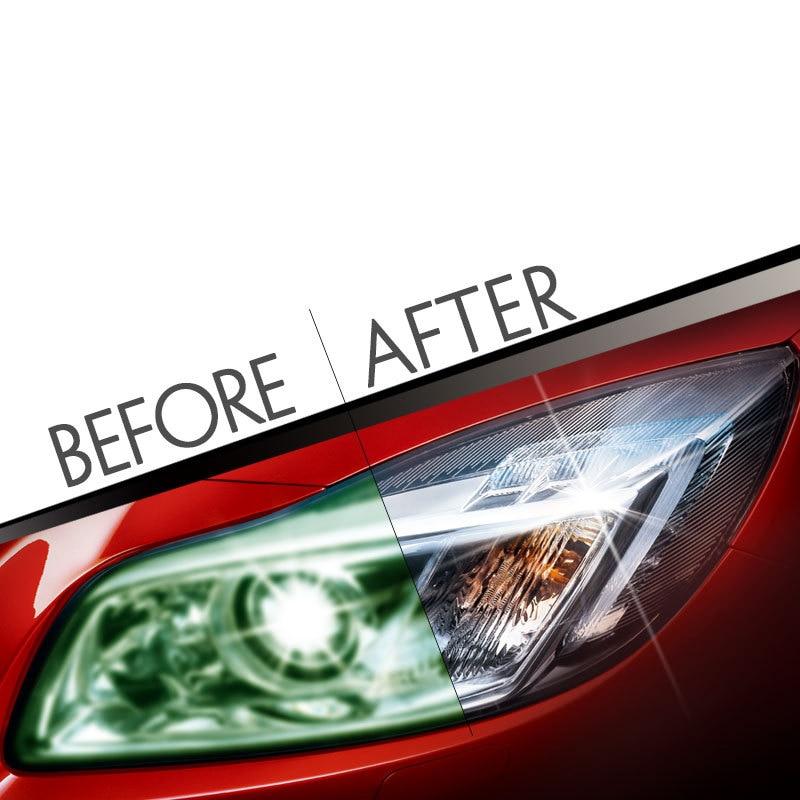 Auto Headlamp Polishing: FEISHIYE Car Headlight Restoration DIY Headlamp Polishing