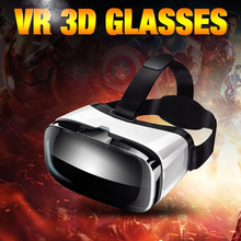 Free delivery VR MEMO Digital Actuality 3D Glasses for four.5-6.three inch Android IOS Sensible Cellphone 3D Films Recreation Non-public Cinema