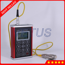 Best Buy Cpad T210 Digital Plastic Rubber Paint Coating Thickness Gauge Tester Meter with N1 probe eddy current method