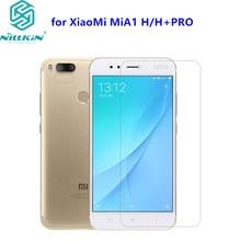 for XiaoMi MiA1 Tempered Glass Nillkin Anti-Explosion H / H+Pro Tempered Glass Screen Protector Film Global Version Xiaomi Mi A1