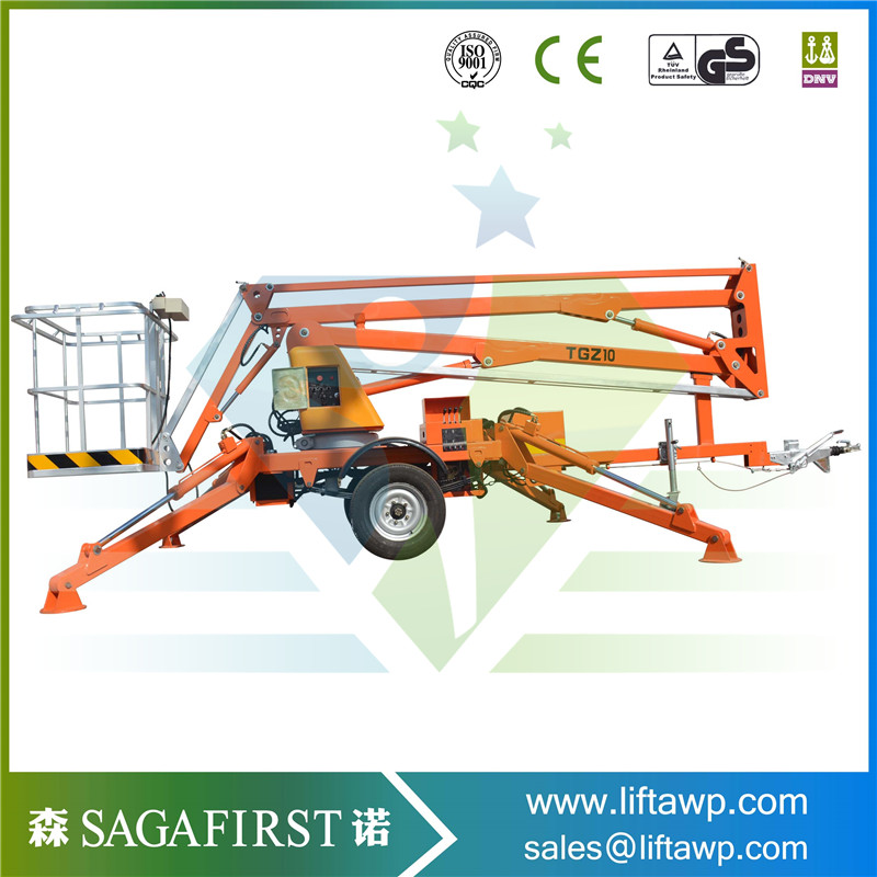2017 High Safety Construction Aerial Lift Equipment