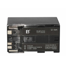 BP-970G lithium batteries BP970G Digital camera battery  for Canon GL1 GL2 XH A1 A1S XH G1 G1S XF300 XF305 XL H1 H1A XL H1S XL1