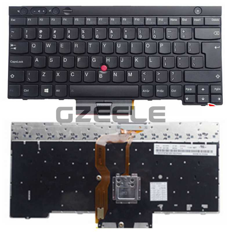 NEW Keyboard FOR LENOVO Thinkpad T400S T520 T420 W500 T510 W510 UI laptop keyboard new laptop keyboard for lenovo thinkpad t410 t420 x220 t510 t510i t520 t520i w510 w520 series laptop keyboard us layout