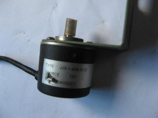 Free Shipping!  1pc Optical encoder rotary encoder 400 lines AB phase 12V DC